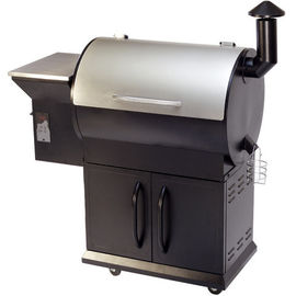 Barbecue Charcoal Wood Pellet Smoker Grill For Backyard Outdoor Kitchen Cooking